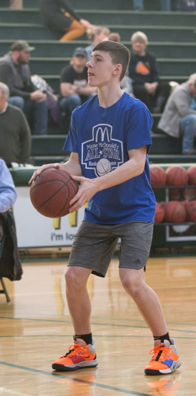 Maine Association of Basketball Coaches - Foul Shooting