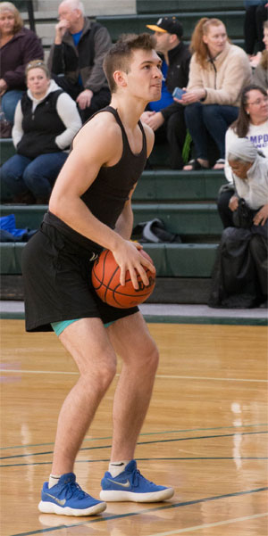 will macdonald free throws 2020